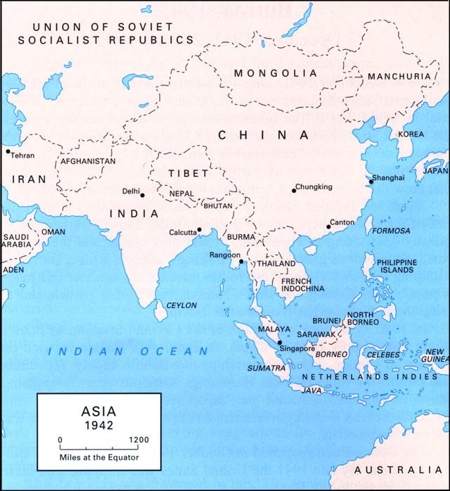 Cbi theater map asia 1942 gumiabroncs Choice Image